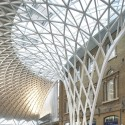 King's Cross Station / John McAslan + Partners (8) © Hufton and Crow