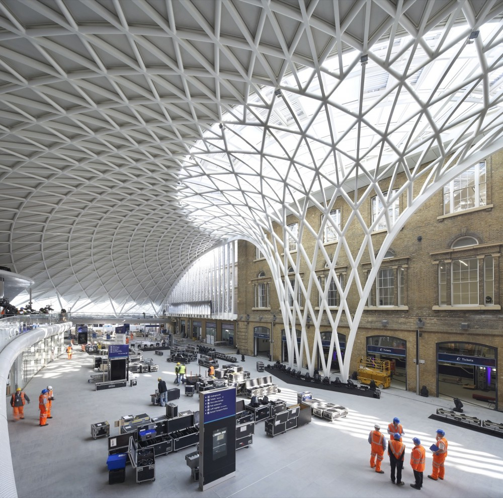 Kings Cross Station / John McAslan + Partners