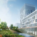New Eurojust Headquarters (2) Courtesy of Mecanoo + Royal Haskoning