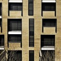 Apartment Building Of 42 Units / R+B © Jordi Surroca