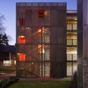 Student Village / Hawkins\Brown Courtesy of Hawkins\Brown