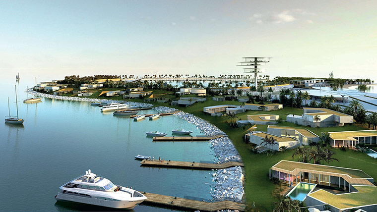 Real Madrid Resort Island will open 2015 in UAE