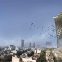 Tehran Tower (1) Courtesy of CAAT Architecture Studio
