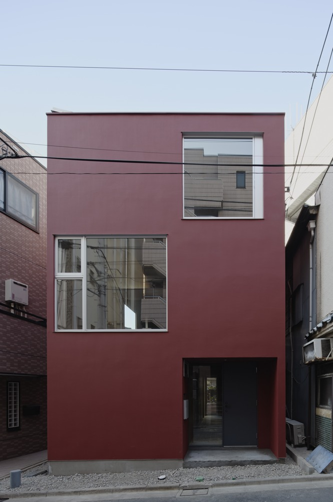 Rouge / APOLLO Architects & Associates