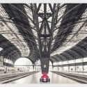Respect the Architect / Franck Bohbot (10) Depart Alvia Train, Barcelona  Franck Bohbot