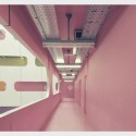 Respect the Architect / Franck Bohbot (9) Atrium Jussieu University, Jussieu  Franck Bohbot