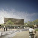 Update: Smithsonian National Museum of African American History and Culture (1) © Adjaye Associates