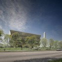 Update: Smithsonian National Museum of African American History and Culture (5) © Adjaye Associates