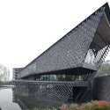 Xinjin Zhi Museum / Kengo Kuma & Associates Courtesy of Kengo Kuma & Associates