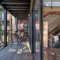 zHome / David Vandervort Architects (7) ©  Aaron Ostrowsky