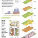Phoenix Childrens Hospital / HKS Architects (26) Diagram 01