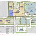 Phoenix Childrens Hospital / HKS Architects (15) Site Plan