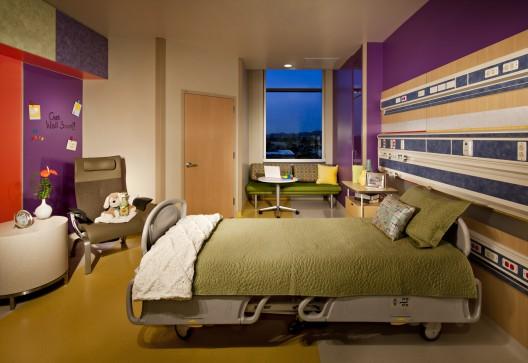 Phoenix Children S Hospital Hks Architects Archdaily