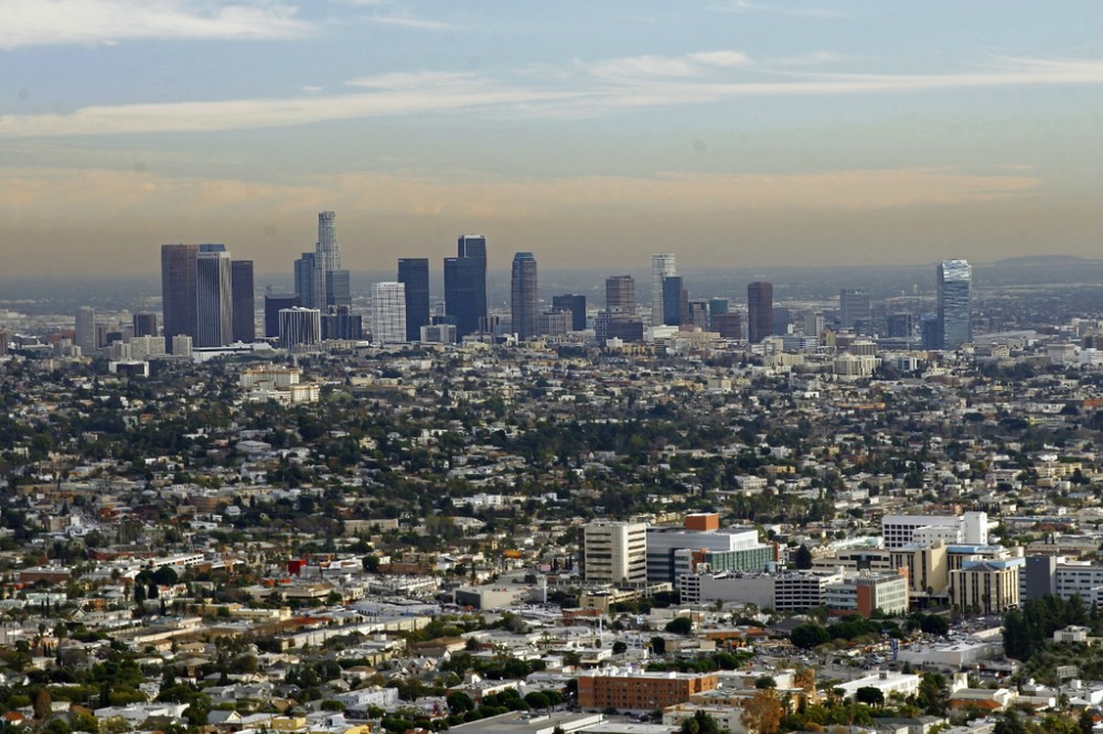 U.S. Census Bureau reports Los Angeles as the Nation's Densest Urban Area
