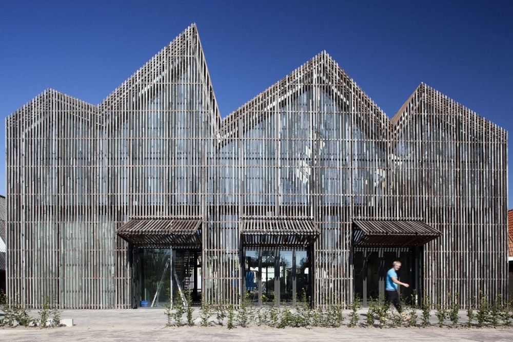 Maritime and Beachcombers Museum / Mecanoo
