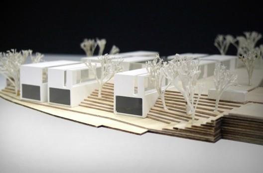 new bauhaus museum johann e bierkandt archdaily. Black Bedroom Furniture Sets. Home Design Ideas
