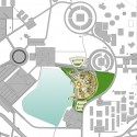 University of Indonesia Central Library (9) site plan