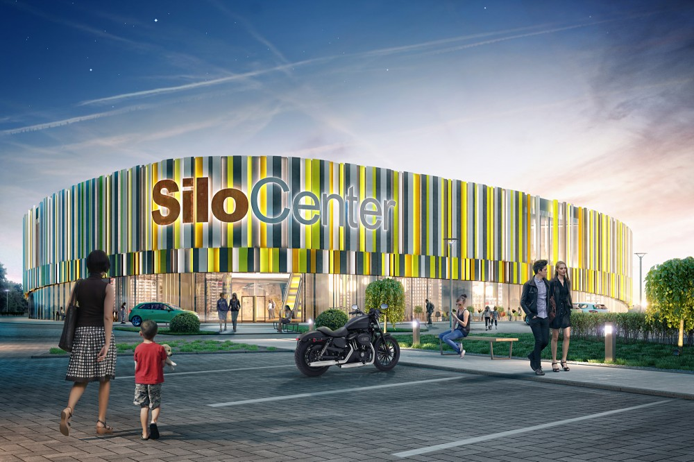 SiloCenter Sports and Leisure Center / Neostudio Architekci + BPT Jedlinski