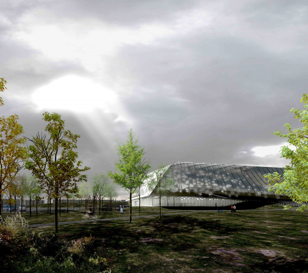 Saint-Michel Soccer Center / Ct Leahy Cardas Architects