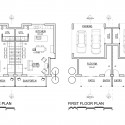 zHome / David Vandervort Architects (13) Plan 1.4 | Courtesy of David Vandervort Architects