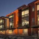 27 Coltman Townhouses / Dimit Architects (1) © Brad Feinknopf of Feinknopf Photography