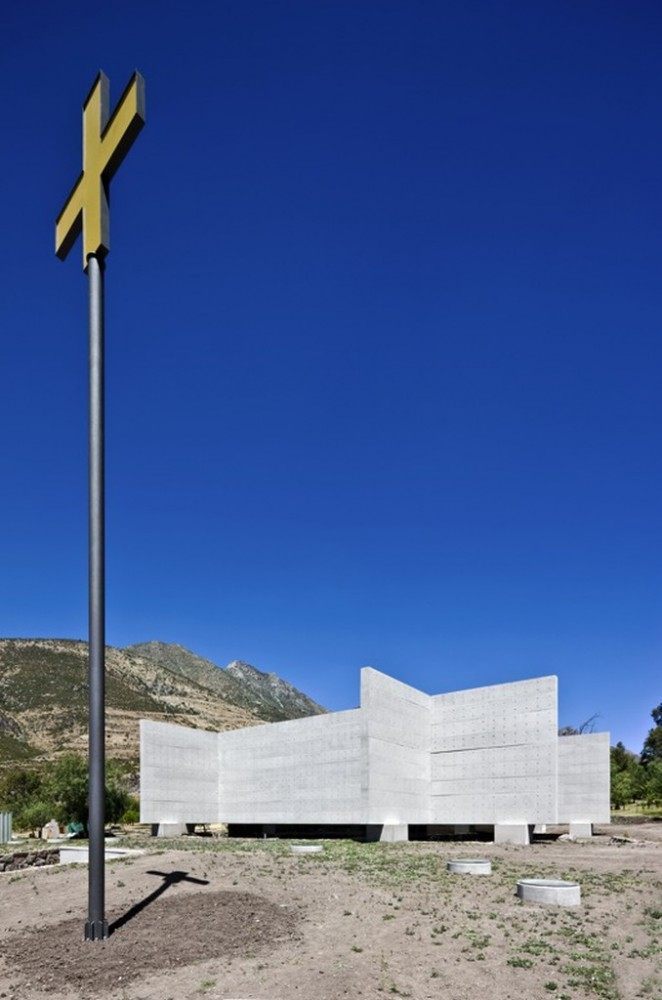 Capilla del Retiro / Undurraga Devs Arquitectos