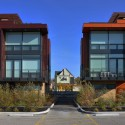 27 Coltman Townhouses / Dimit Architects (2) © Brad Feinknopf of Feinknopf Photography