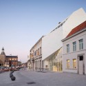 City Hall Harelbeke / Dehullu Architects © Tim Van de Velde
