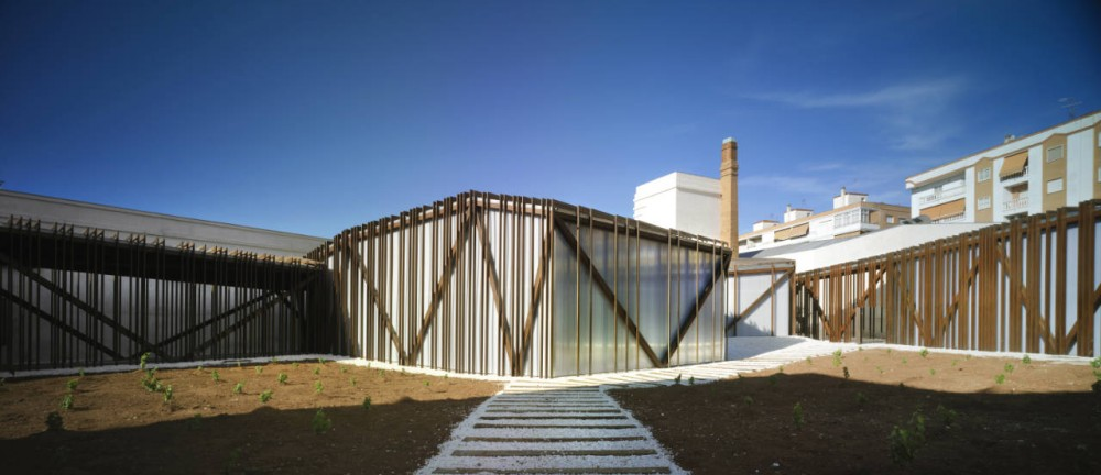 Rehabilitation Of The Antigua Alcoholera Extremeña / GAP Arquitectos
