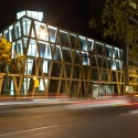 FEN Building / Marsino Arquitectos Asociados  Aryeh Kornfeld