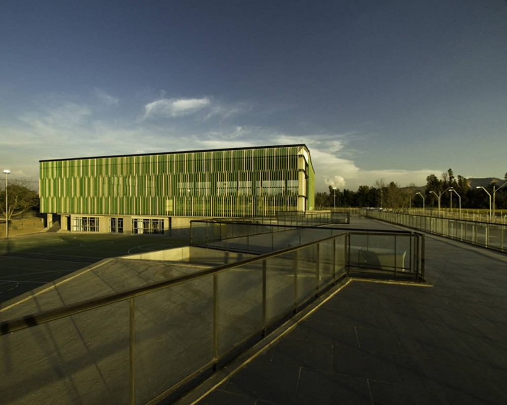 Terraustral Oeste School / Marsino Arquitectos Asociados