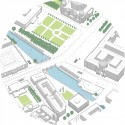 Global Holcim Award 2012 Winners Announced (18) BRONZE: Segment A: Isometric view of swimming pool area at Lustgarten. © Holcim Foundation