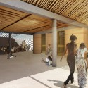 Global Holcim Award 2012 Winners Announced (4) GOLD: Enhanced indoor comfort and conditions are far more conducive to education. © Holcim Foundation