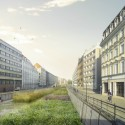 Global Holcim Award 2012 Winners Announced (17) BRONZE: View of filter basin along Friedrichsgracht. © Holcim Foundation