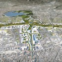 Building Tirana's Green Future: Tirana Northern Boulevard and River Project (1) Courtesy of Cino Zucchi Architetti