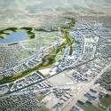 Building Tirana's Green Future: Tirana Northern Boulevard and River Project (2) Courtesy of Cino Zucchi Architetti