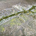 Building Tirana's Green Future: Tirana Northern Boulevard and River Project (4) Courtesy of Cino Zucchi Architetti