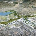 Building Tirana's Green Future: Tirana Northern Boulevard and River Project (5) Courtesy of Cino Zucchi Architetti