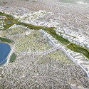 Building Tirana's Green Future: Tirana Northern Boulevard and River Project (7) Courtesy of Cino Zucchi Architetti