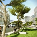 Building Tirana's Green Future: Tirana Northern Boulevard and River Project (11) Courtesy of Cino Zucchi Architetti