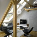 Mini-Loft Apartment In Prague / Dalibor Hlavacek © Filip Slapal