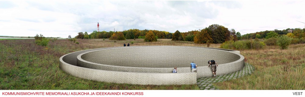 Memorial of the Victims of Communism in Estonia / Armin Valter + Joel Kopli