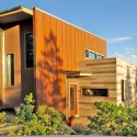 Shipping Container House / Studio HT © Braden Gunem