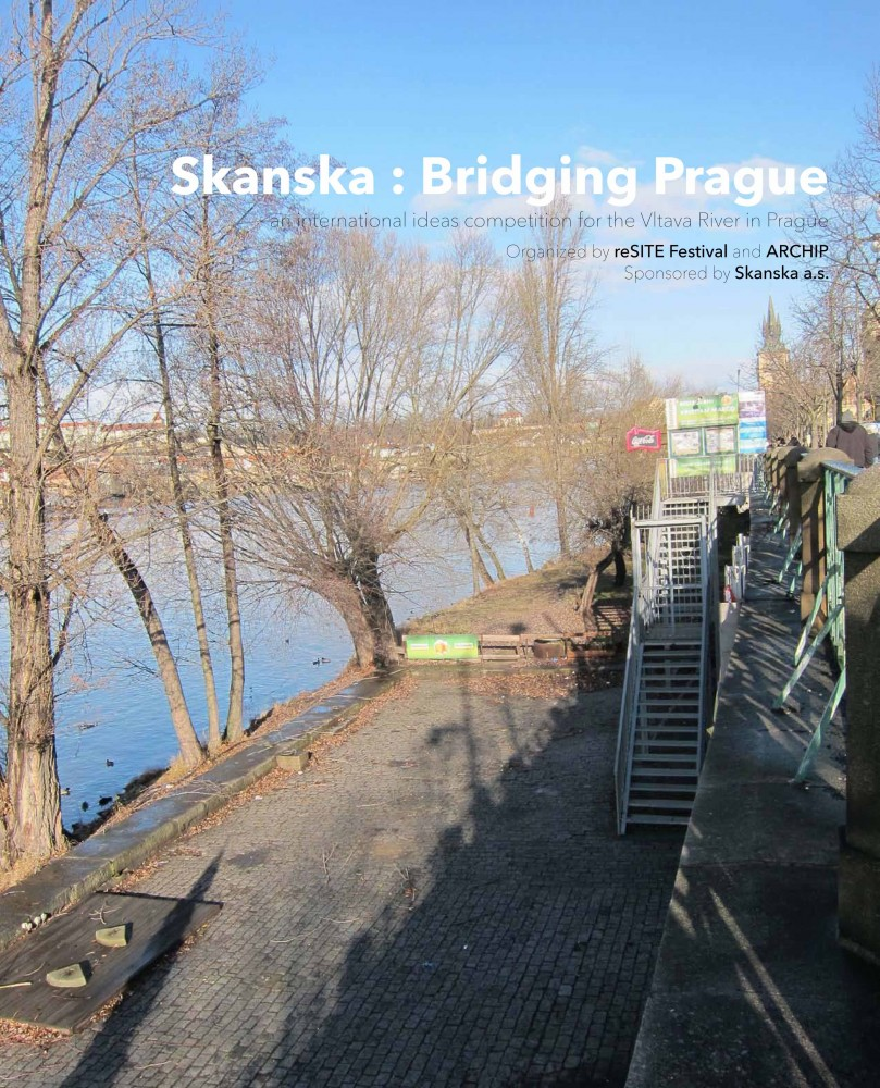 Skanska: Bridging Prague International Design Competition