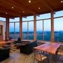 Contemporary Home On The Range / Zervas Group Architects © Doug Scott