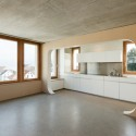 Townhouse in Horgen / Moos Giuliani Herrmann Architekten (6) © Beat Bühler