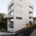 Townhouse in Horgen / Moos Giuliani Herrmann Architekten (1) © Beat Bühler