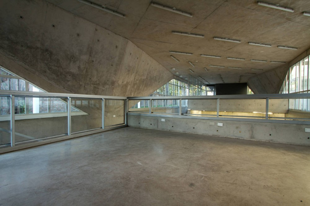 Tool Workshop Building / Marsino Arquitectos Asociados