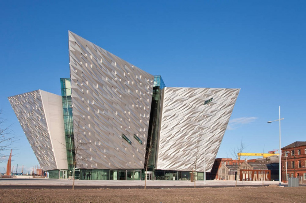 Titanic Belfast / CivicArts & Todd Architects