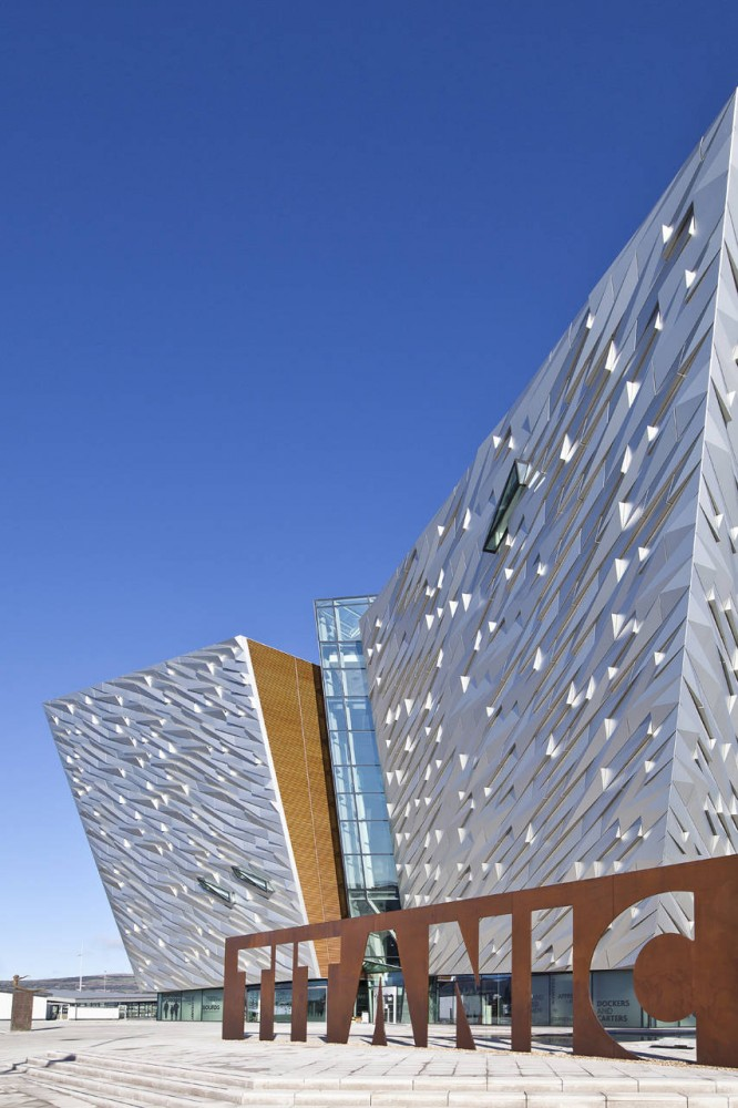 Titanic Belfast / CivicArts &#038; Todd Architects